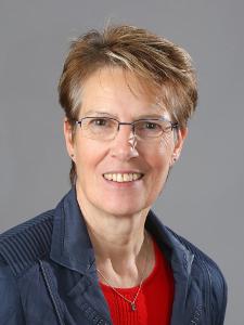 Beratungsstellenleiterin Petra Kösling